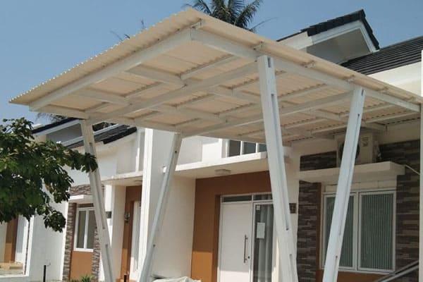 kanopi baja ringan Tangerang